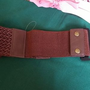 Lulu Accessories - LuLu Brown Belt